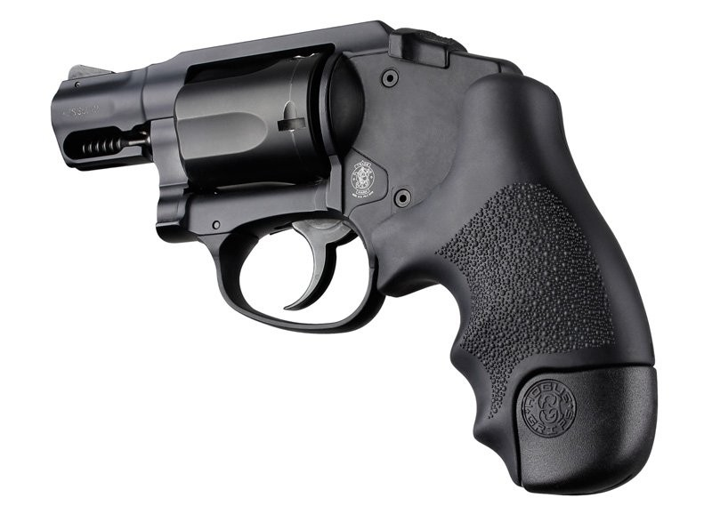 Polymer Bodyguard Revolvers - Grips for Smith & Wesson