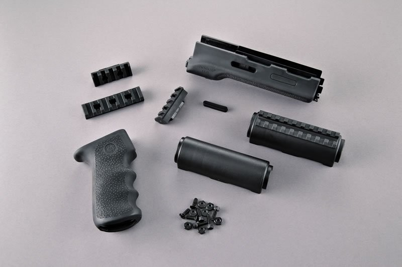 AK-47/AK-74 Standard Chinese and Russian - Kit - OverMolded Grip and Forend