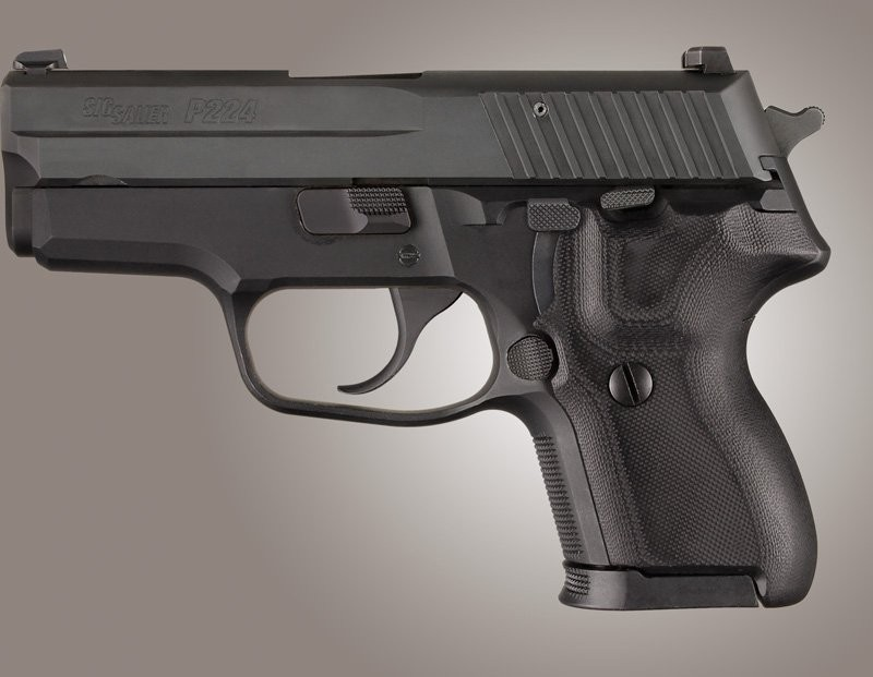 SIG Sauer P224 DA/SA G10 - Solid Black