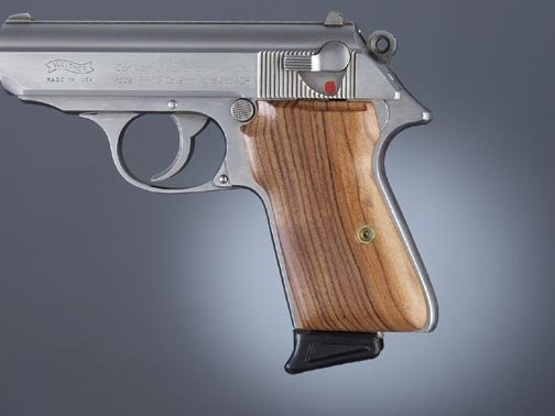 Walther PPK/S and PP Pau Ferro