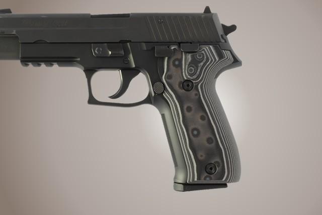 SIG Sauer P226 DA/SA G-10 - G-Mascus Black/Gray
