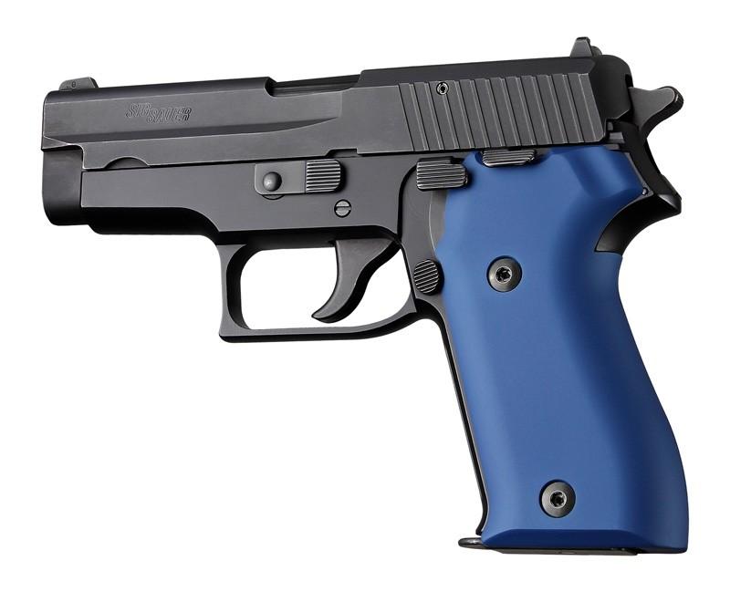 SIG Sauer P225 Aluminum - Matte Blue Anodize
