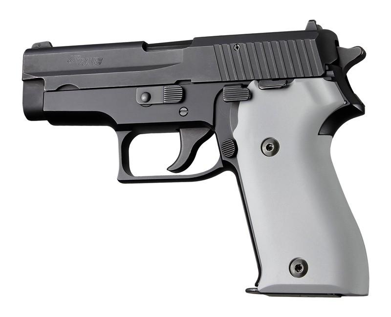 SIG Sauer P225 Aluminum - Matte Clear Anodize