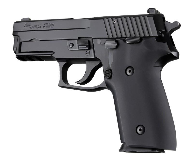 SIG Sauer P228 P229 DA/SA Aluminum - Matte Black Anodize