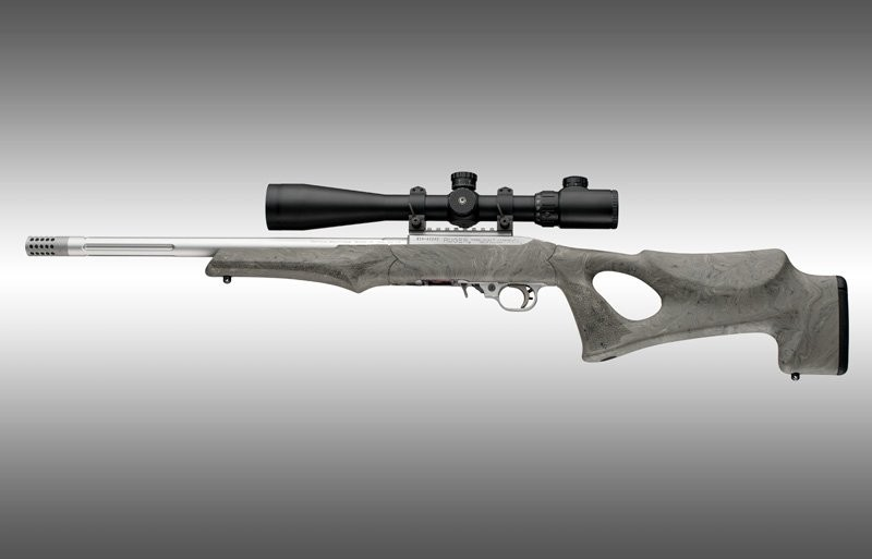 Ruger 10-22 Tactical Thumbhole Stock  920 Barrel Channel Ghillie