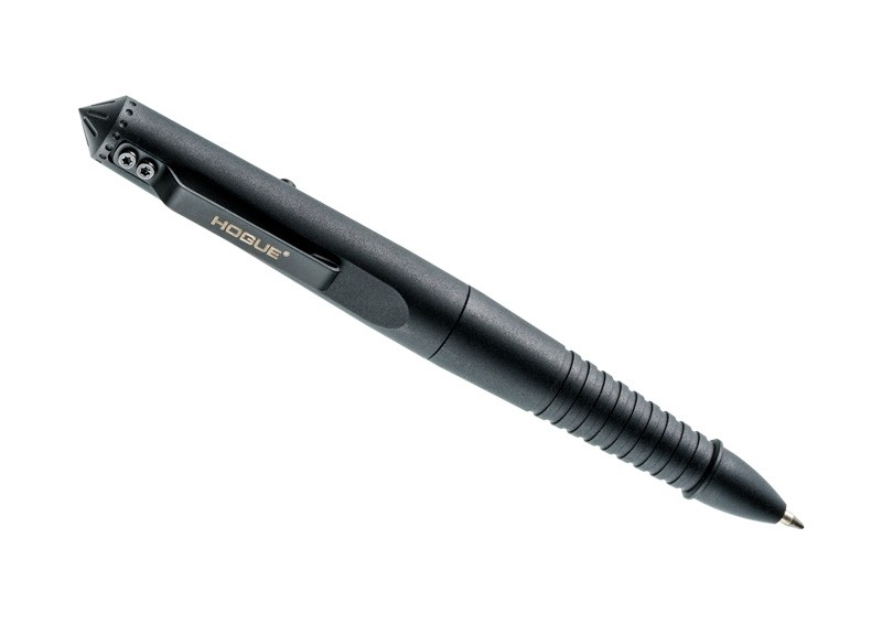 Tactical Pen Matte Black Aluminum