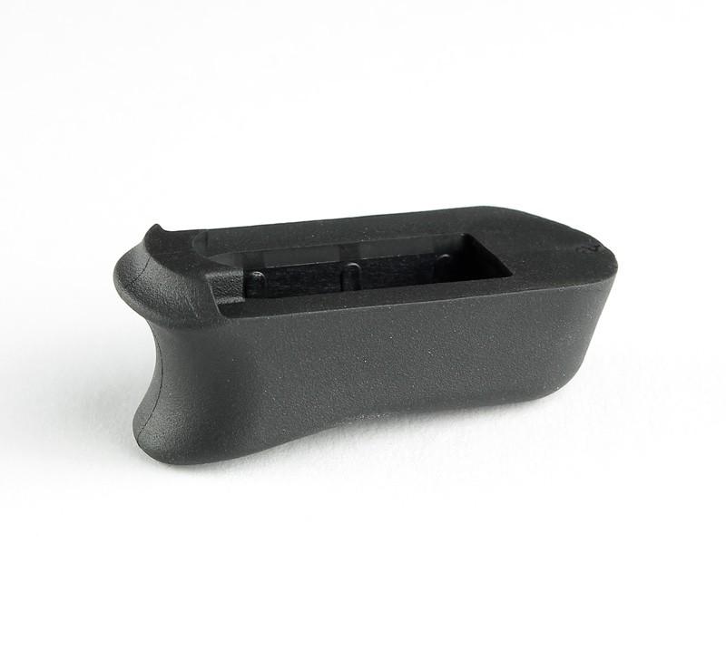 Kimber Micro 9: Black Rubber Magazine Extended Base Pad