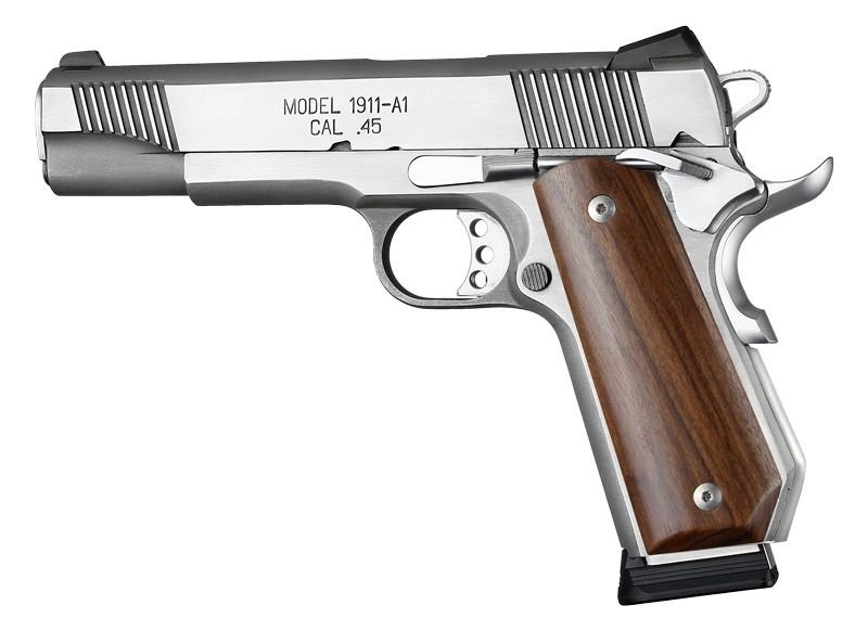 Govt. Model Bobtail Pau Ferro Ambidextrous Safety Cut Smooth