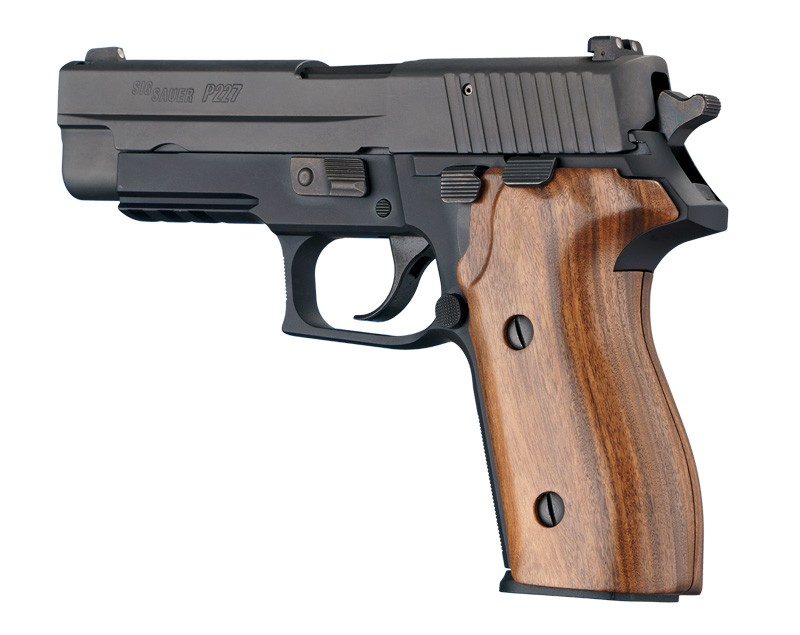 SIG Sauer P227 DA/SA Pau Ferro