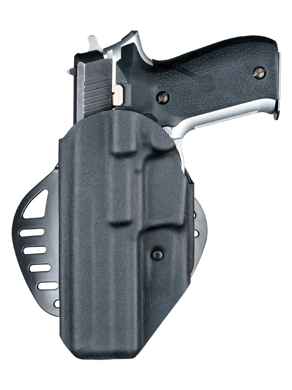 ARS Stage 1 - Carry Holster Sig Sauer P220, P226, P227 Left Hand Black