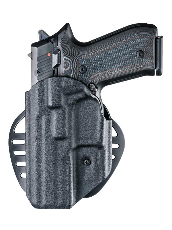 ARS Stage 1 - Carry Holster Rex Zero 1 Left Hand Black