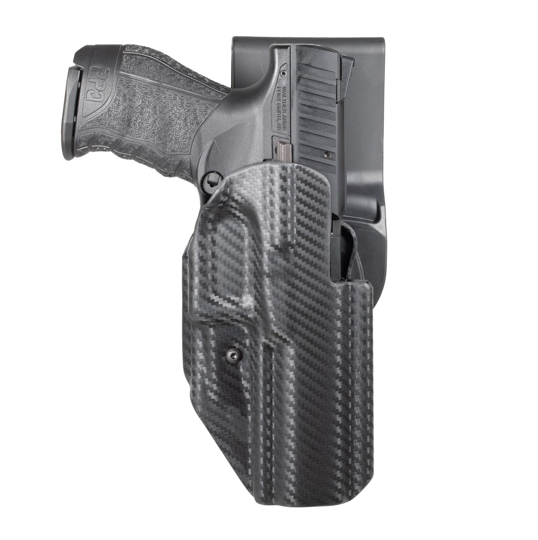 Walther Q5 Match, Q5 Match SF: ARS Stage 1 Sport Holster (Right Hand) - CF Weave