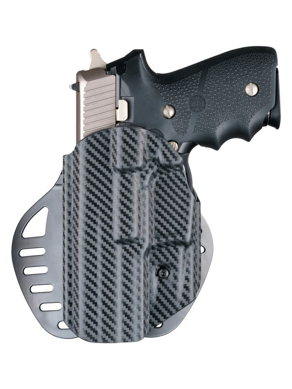 ARS Stage 1 - Carry Holster Sig Sauer P225, P228, P245 Left Hand CF Weave