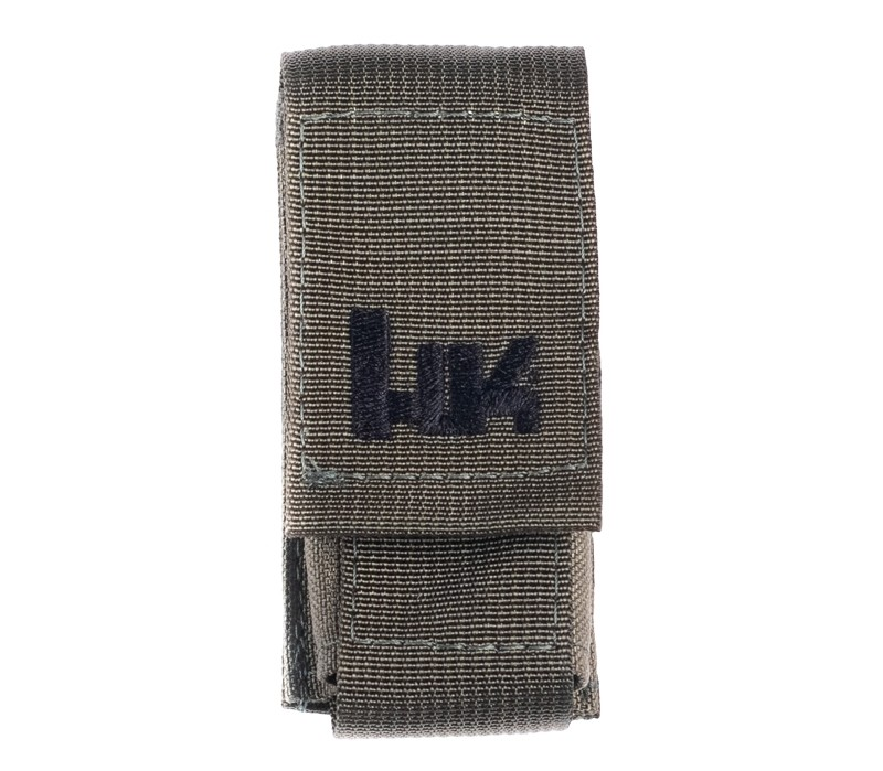 "HK 4.5"" Medium MOLLE Velcro Pouch - OD Green"