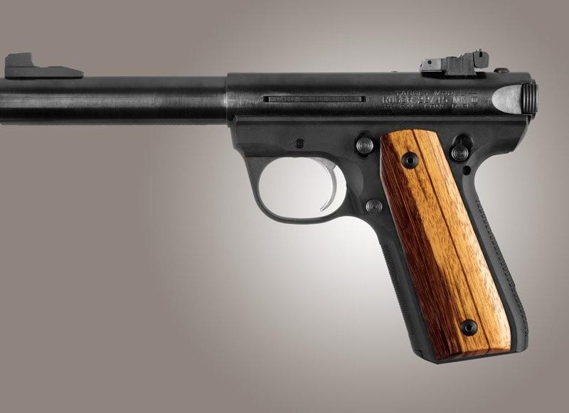 Ruger MK III 22/45 RP Goncalo Alves