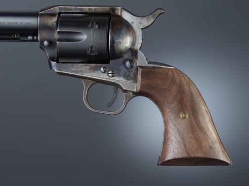 Colt Single Action Walnut Cowboy Panels