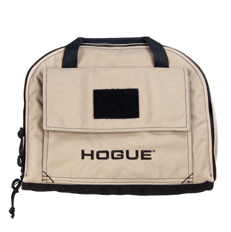 Medium Double Pistol Bag with Magazine Pouch (4) - FDE