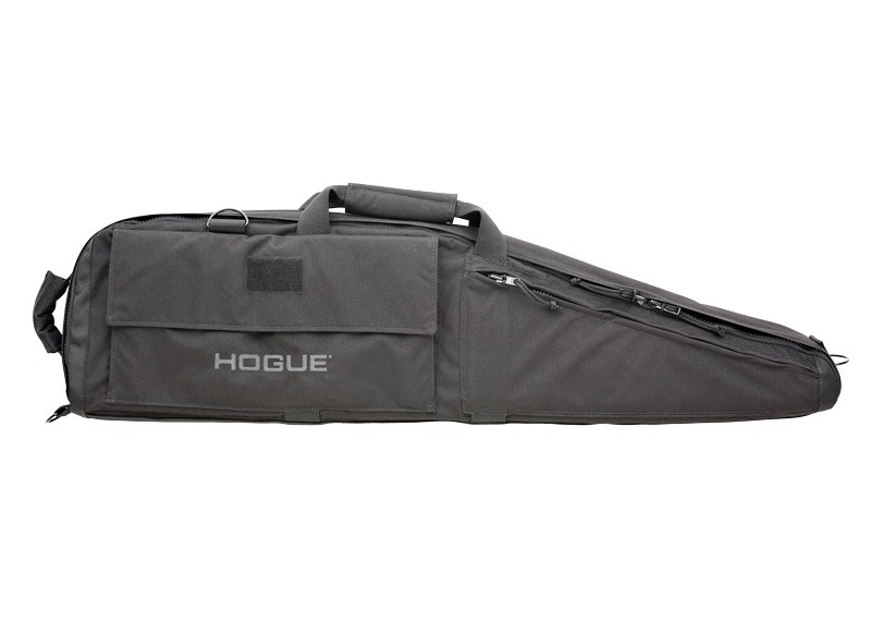 Black Medium Single Rifle Bag