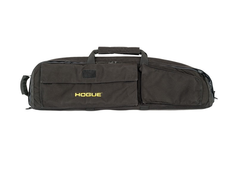 Medium Double Rifle Bag - Black