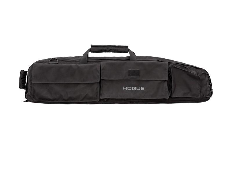 Black Large Double Rifle Bag