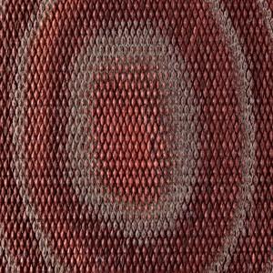Detective Special SF-VI, Rose Laminate No Finger Groove, Stripe/Cap, Checkered
