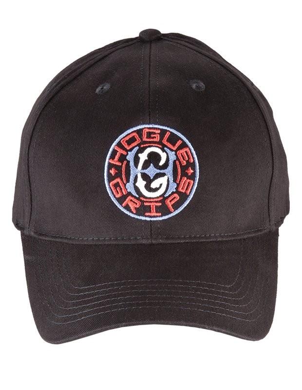 Hogue Grips Flexfit Hat (Small/Medium) - Black