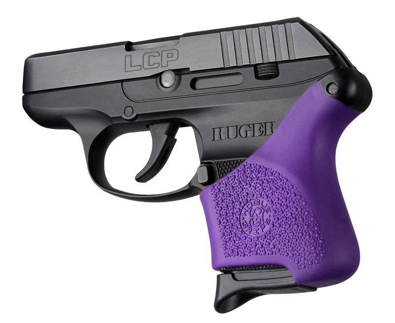Handall Hybrid Ruger LCP Grip Sleeve Purple