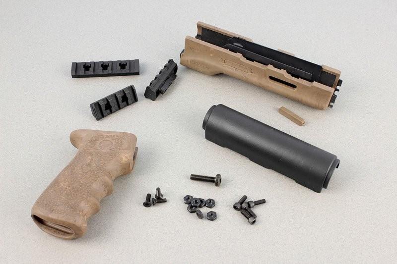 74918 - AK-47/AK-74 (Longer Yugo Version) Kit OM Grip and