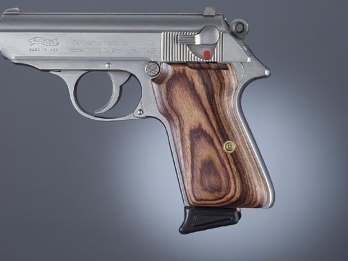 Walther PPK/S and PP Kingwood