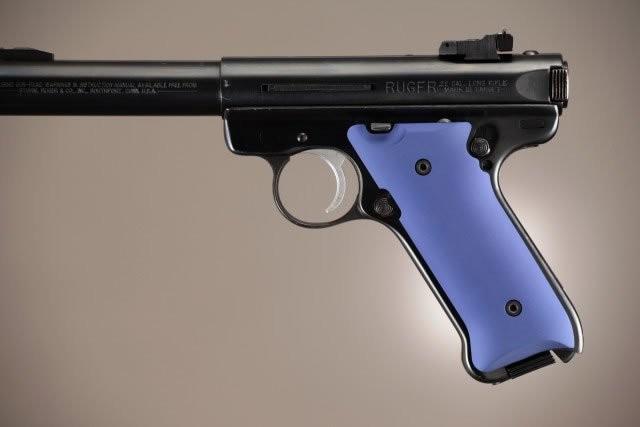 Ruger MK II / MK III Aluminum - Matte Blue Anodize