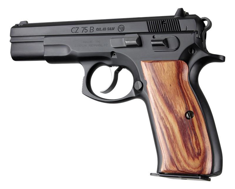 CZ-75, CZ-85 Tulipwood