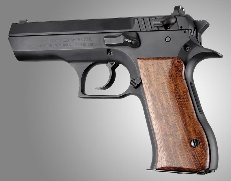 Fancy Hardwoods - Baby Eagle - Magnum Research Grips - Handgun Grips
