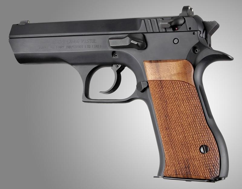 Baby Eagle .40 / 9mm, Jericho & Uzi Eagle Goncalo Checkered