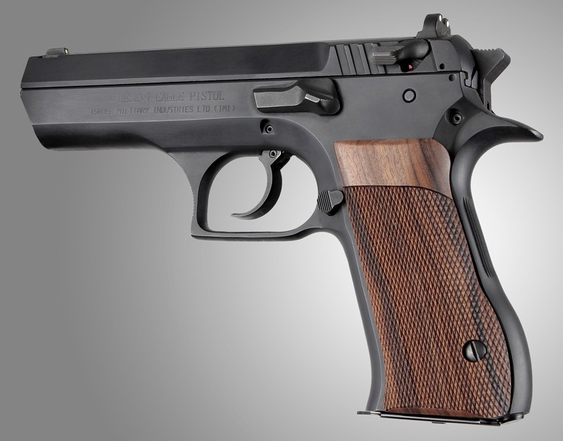 Baby Eagle .40 / 9mm, Jericho & Uzi Eagle Pau Ferro Checkered