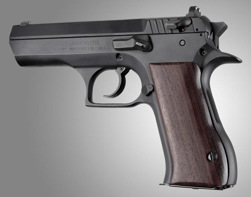Baby Eagle .40 / 9mm, Jericho & Uzi Eagle Rosewood