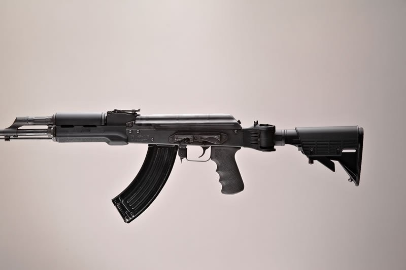Ak 47 Ak 74 Standard Chinese And Russian Kit Overmolded Grip And