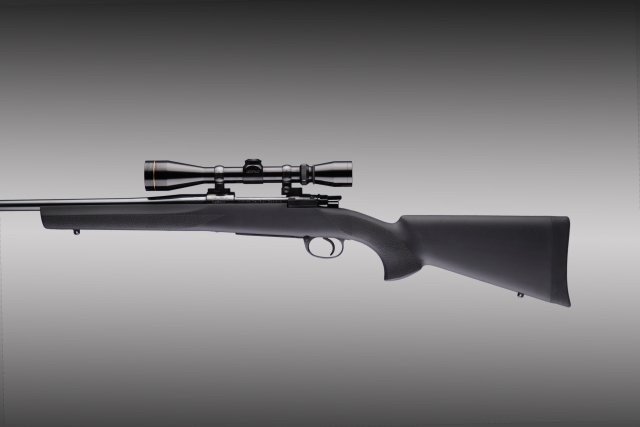 mauser 98 military and sporter actions pillar bed stock