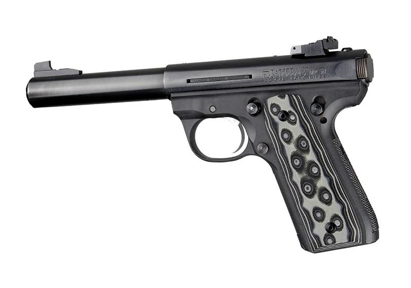 Ruger MK III 22/45 RP G10 - G-Mascus Black/Gray
