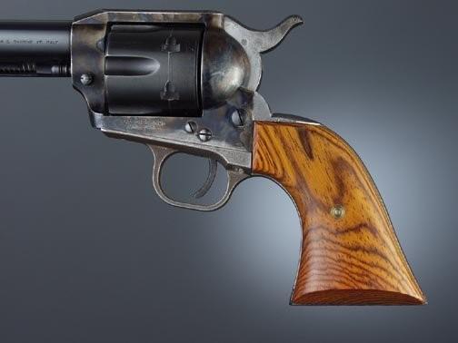 Colt Single Action Cocobolo Cowboy Panels
