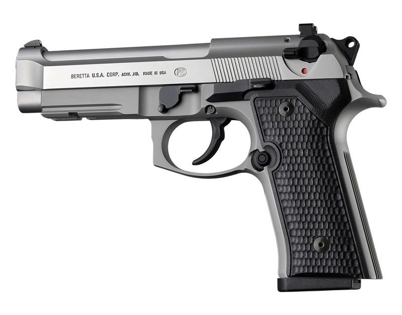 Beretta M9A3, Vertec Panels Piranha G10 - Solid Black