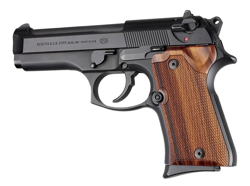 Beretta 92 Compact Pau Ferro Checkered
