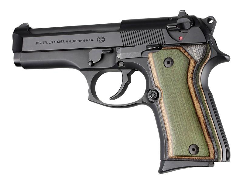 Beretta 92 Compact Lamo Camo