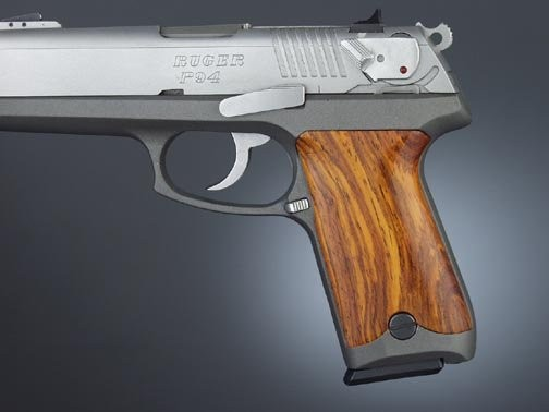 Ruger P94 Cocobolo