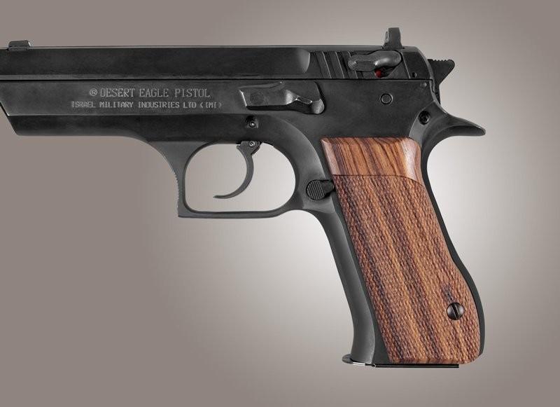 Baby Eagle  40 / 9mm, Jericho & Uzi Eagle Kingwood Checkered