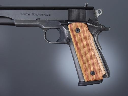 Para Ordnance P-13 Tulipwood  Checkered