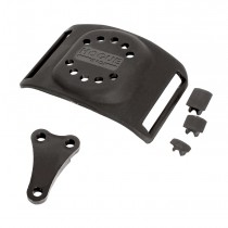 Carry Holster Belt Plate Assembly