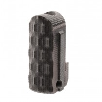 SIG P238, P938 Mainspring Housing: Chain Link G10 - G-Mascus Black/Grey
