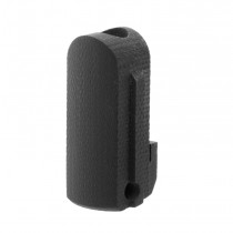 SIG P238, P938 Mainspring Housing: Smooth G10 - Solid Black