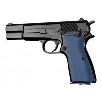 Browning Hi-Power Aluminum - Matte Blue Anodized