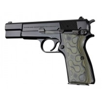 Browning Hi-Power G10 - G-Mascus Green